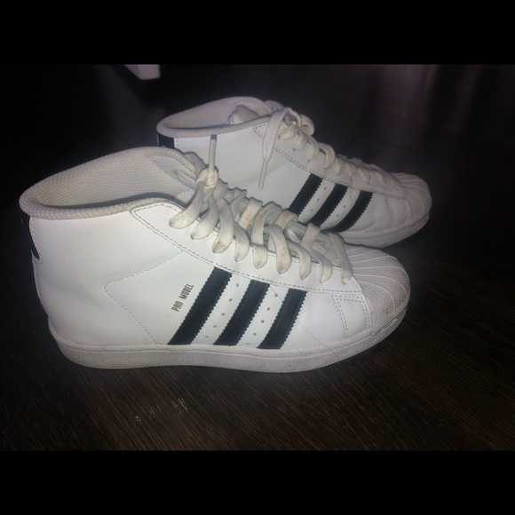 Model Classic Shoes Poshmark Pro High Adidas Top PaAcqcH